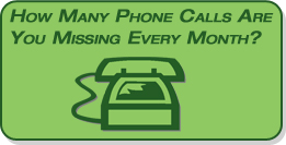 How Many Calls Are You Missing?